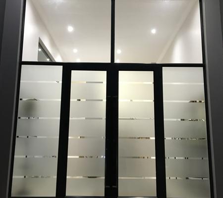 TMG Designs - Hinged Doors
