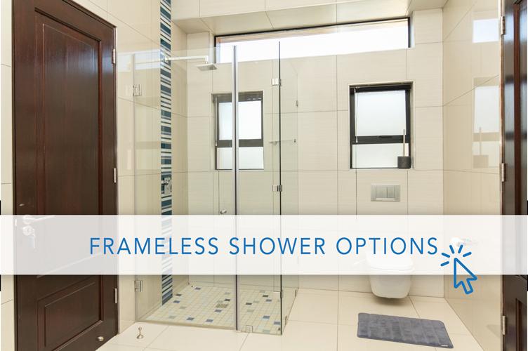 TMG Designs - Frameless Showers
