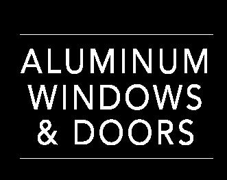TMG Designs - Aluminum windows and doors